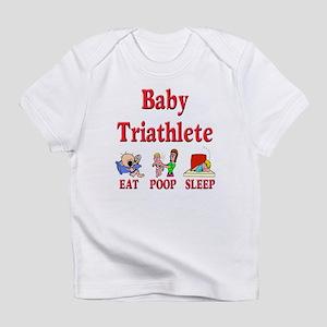 Baby Triathlete 2 Infant T-Shirt