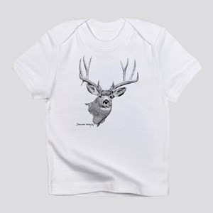 Mule Deer Infant T-Shirt