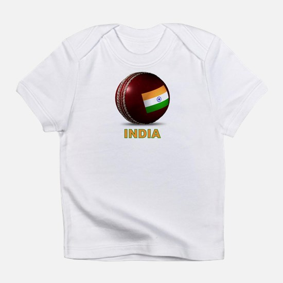 Cute India cricket Infant T-Shirt