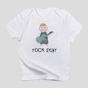 Boy Rock Star Infant T-Shirt