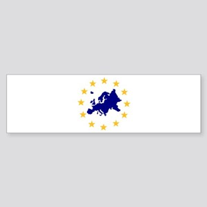 Europe Sticker (Bumper)