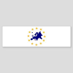 Europe Sticker (Bumper)