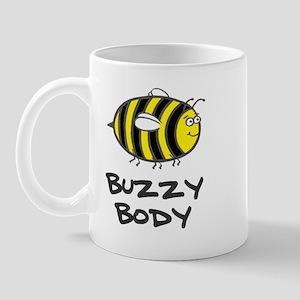 'Buzzy Body' Mug
