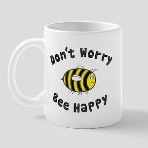 'Bee Happy' Mug