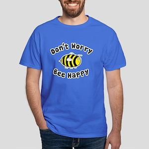 'Bee Happy' Dark T-Shirt