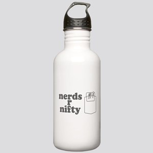 Nerds R Nifty Stainless Water Bottle 1.0L