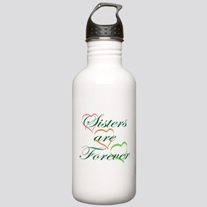 Sisters Are Forever Stainless Water Bottle 1.0L