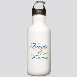 Family is Forever Stainless Water Bottle 1.0L