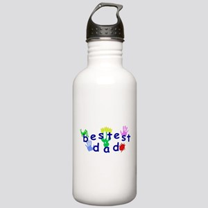 Bestest Dad Stainless Water Bottle 1.0L