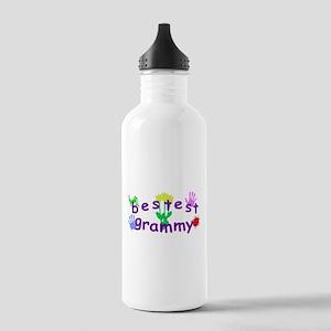 Bestest Grammy Stainless Water Bottle 1.0L