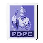 Pope Mousepad
