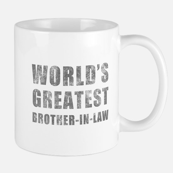 World's Greatest Brother-In-Law (Grunge) Mug