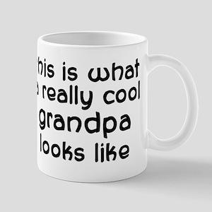 Cool Grandpa Mug