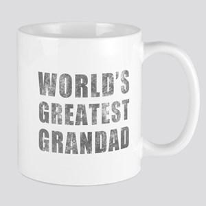 World's Greatest Grandad (Grunge) Mug