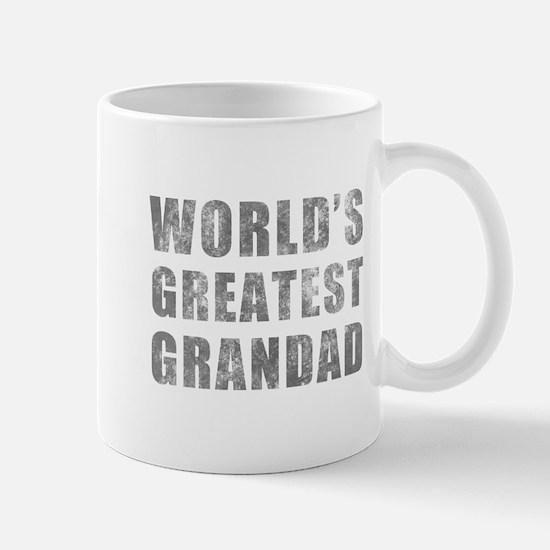 World's Greatest Grandad (Grunge) Mug