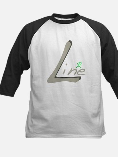 Line Kids Baseball Jersey