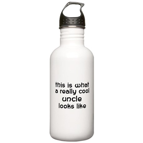 Cool Uncle Stainless Water Bottle 1.0L