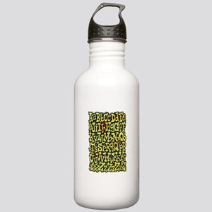 Letters A to Z Stainless Water Bottle 1.0L
