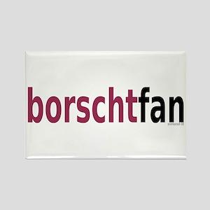 BorschtFan Rectangle Magnet