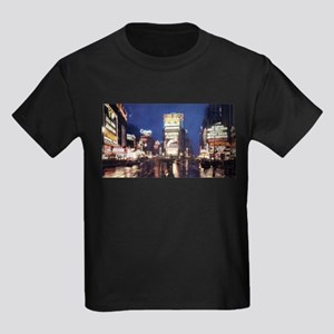 Classic New York City Kids Dark T-Shirt