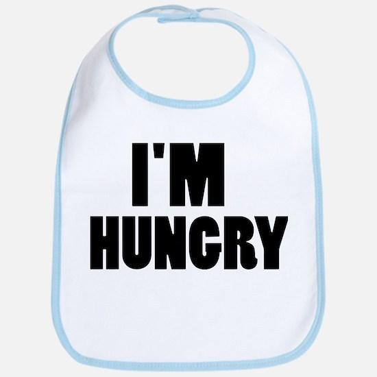 I'm hungry Bib