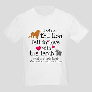 Lion & Lamb Kids Light T-Shirt