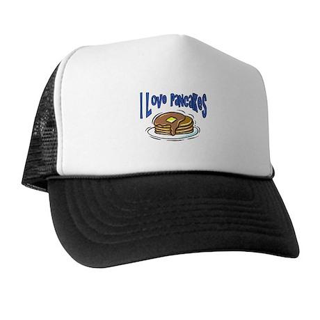I Love Pancakes Trucker Hat
