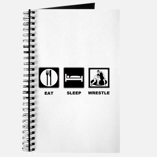 Eat Sleep Wrestle Journal