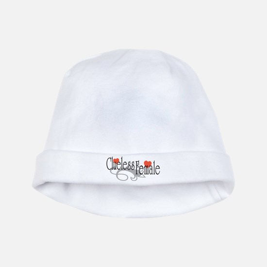 Clueless Female baby hat