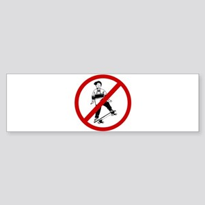 Anti Kids Sticker (Bumper)
