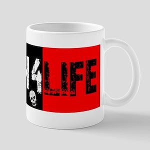 Hench 4 Life Bumper Mug