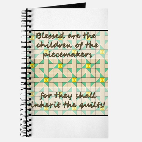 Blessed Are The Children of t Journal