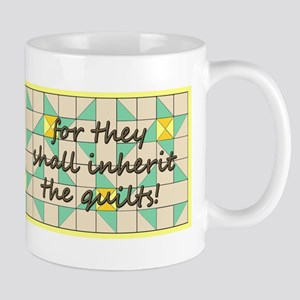 Blessed Are The Children of t Mug