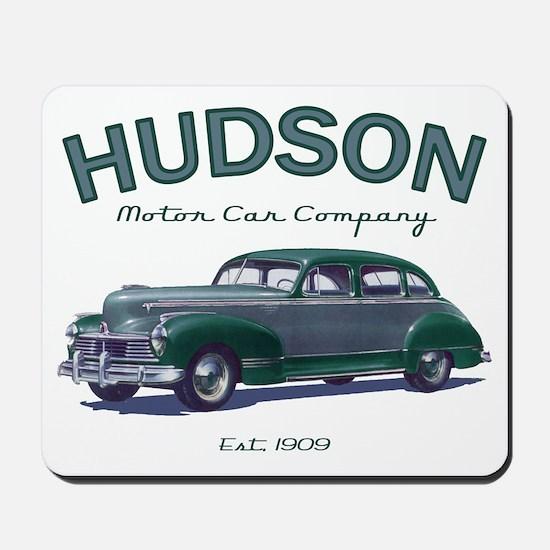 Hudson Mousepad