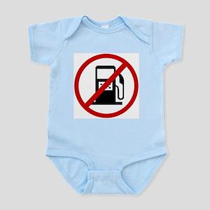 Anti Oil Infant Bodysuit
