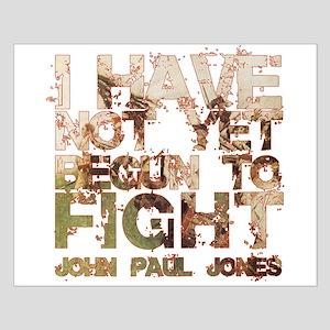 John Paul Jones Small Poster