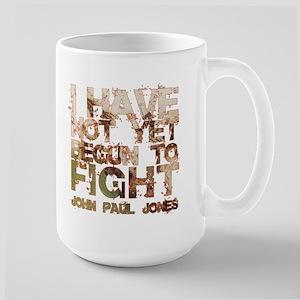John Paul Jones Large Mug