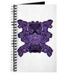 Purple Skull Journal