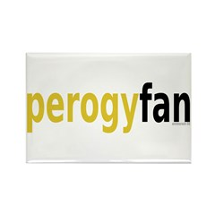 PerogyFan Rectangle Magnet (10 pack)