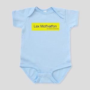 Lax Motivation Infant Creeper