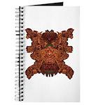 Purple Skull Journal