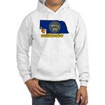 ILY Nebraska Hooded Sweatshirt