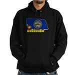 ILY Nebraska Hoodie (dark)