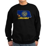 ILY Nebraska Sweatshirt (dark)