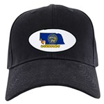 ILY Nebraska Black Cap