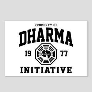 Dharma Initiative Postcards (Package of 8)