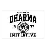 Dharma Initiative Postcards (Package of 8)