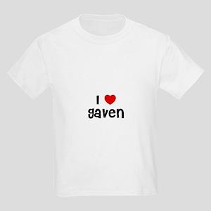 I * Gaven Kids T-Shirt