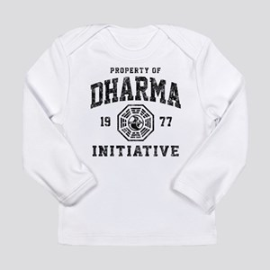 Dharma Faded Long Sleeve Infant T-Shirt