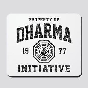 Dharma Faded Mousepad